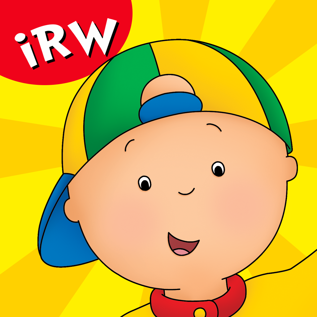 mzl.txkrexjo iRead With: Caillou: What's That Funny Noise? by Tribal Nova  Review